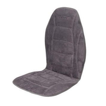 Comfort Products, Inc. Relaxzen Deluxe Heated Car Seat Cushion with Built-In Thermostat and Auto Shut-Off