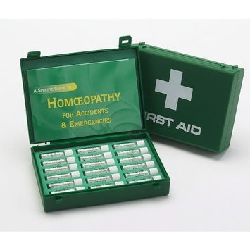 Homeopathic Accident and Emergency First Aid Kit