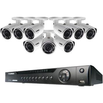 Lorex By Flir Lnr416s3tc9b 16-Channel Nvr With 9 3.0-Megapixel Poe Ip Cameras 23.10In. X 21.00In. X 17.50In.