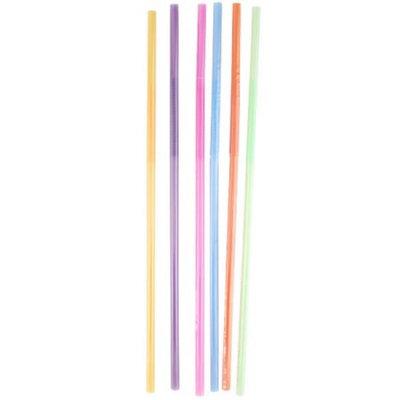 Kurly Bendable Straws - 10