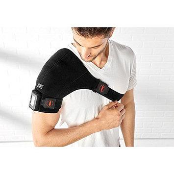 Sharper Image Cordless Shoulder Heat Therapy Wrap - L/XL