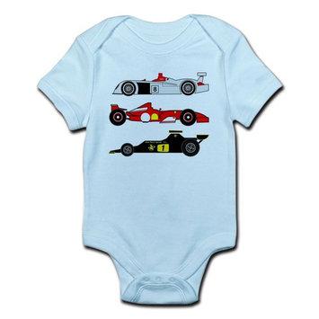 CafePress - Formulaone.Jpg Infant Bodysuit - Baby Light Bodysuit