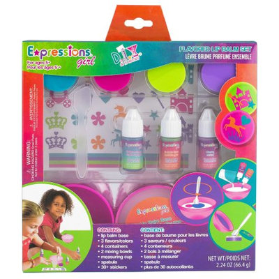 Expressions Girl DIY Make Your Own Lip Balm Set