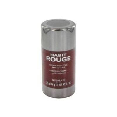 HABIT ROUGE by Guerlain - Deodorant Stick 2.5 oz - 464058