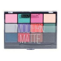 BEAUTY TREATS Modern Matte Eyeshadow - Matte Colors