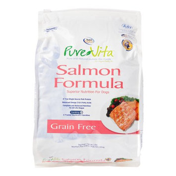 Purevita Pure Vita Grain Free Salmon, Sweet Potato & Berries