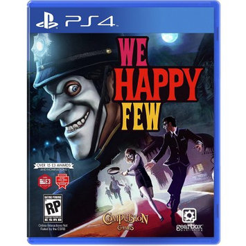 Gearbox Publishing Llc We Happy Few Playstation 4 [PS4]