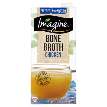Imagine Consumer Relations Imagine, Broth Chicken Bone, 32 Fo (Pack Of 12)