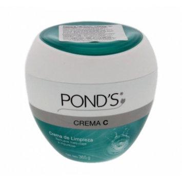 Unilever Ponds Cleansing Cream 365g - Crema C de Limpieza (Pack of 2)