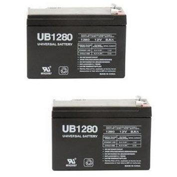 12V 8Ah APC BackUPS RS, XS Battery Pack, BR24BP UPS Battery - 2 Pack