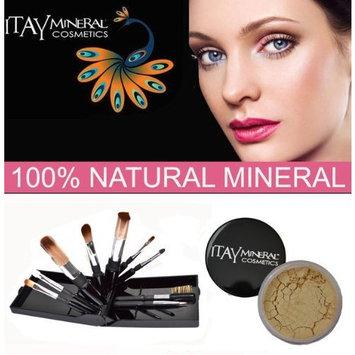Itay Beauty Mineral Cosmetics Trail Size Foundation color: MF-1 Cream Marfil light skin 2.5 Gram
