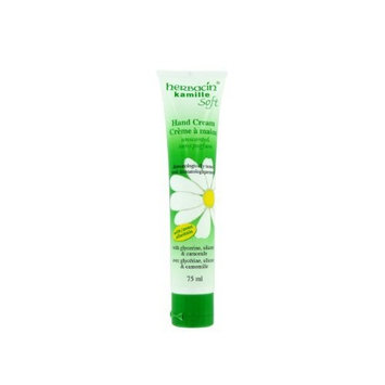 Herbacin Kamille Soft Hand Cream Unscented 2 Pack (2x 2.5oz Tubes)