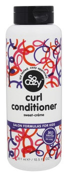 SoCozy - Boing Curl Conditioner for Kids - 10.5 oz.(pack of 6)