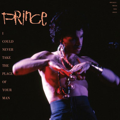 Warner Brothers [Prince] I Could Never Take the Place of Your Man Brand New DVD