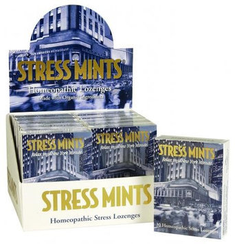 Historical Remedies 0586461 Homeopathic Stress Mints - 30 Lozenges