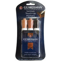 Guardsman Wood Repair Touch-Up Markers, 3 count