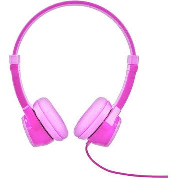 Jlab Audio Inc. JLab JBuddies Kids Volume Limiting Headphones - Pink
