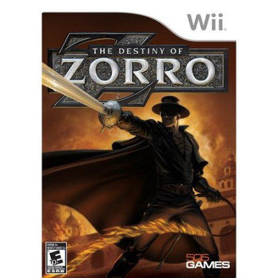 Nintendo 505 Games Destiny of Zorro - Ingram