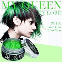 DIY Hair Clay Wax Mud Dye Cream Baomabao Grandma Hair Ash Dye Temporary