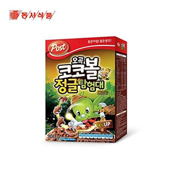 Dongsuh Post Cereal Coco Ball Jungle Expedition 300G X 3