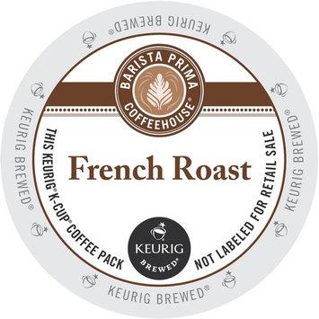 Barista Prima Coffeehouse French Roast Single Serve Coffee K-Cups, 324g