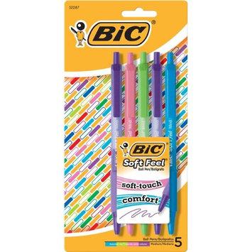 Bic SCSMAP51 Soft Feel Retractable Ballpoint Pen