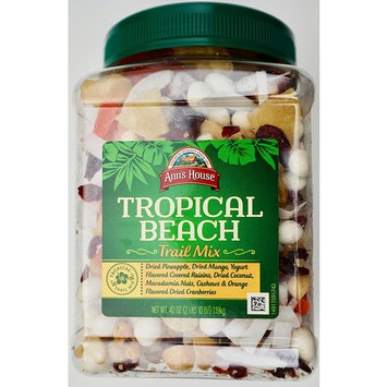 Ann's House Tropical Beach Trail Mix, 42 OZ
