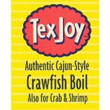 TexJoy Authentic Cajun Style Crawfish, Shrimp and Crab Boil - 7 Pound Bulk Container