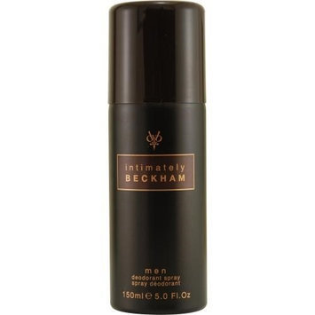 MEN INTIMATELY BECKHAM by Beckham - DEODORANT SPRAY 5 OZ