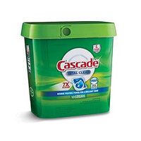 Cascade ActionPacs Dishwasher Detergent Fresh Scent