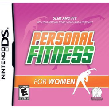 Conspiracy 815315001853 NDS00185A Personal Fitness for Women - Nintendo DS