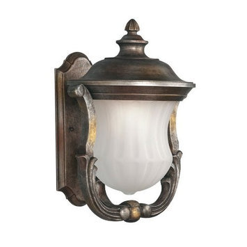 Portfolio Cambridge 17.43-in H Cambridge Outdoor Wall Light 39016