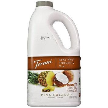 Torani Pina Colada Smoothie Mixes, 64 Ounce