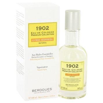 1902 Natural by Berdoues Eau De Cologne Spray 3. 3 oz