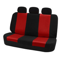 Fh Group FH-FB102R013 Classic Cloth Car SUV Van Seat Covers - Bench Seat