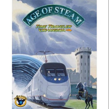 Eagle Games Age of Steam: Time Traveler