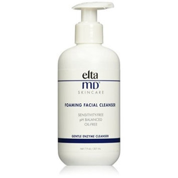 Elta MD Foaming Facial Cleanser / Gentle Cleanser 7 oz / 207 ml - New in Box