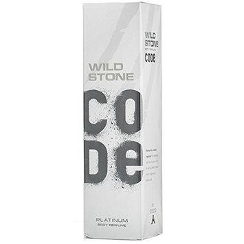 Wild Stone-CODE- Platimum - Perfume Body Spray for Boys and Men 120ml - Buy Original Only at E-Retail Deals