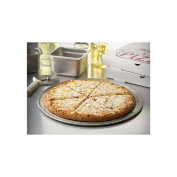 Villa Prima 14 inch Par Baked Oven Ready 4 Cheese Pizza, 33.9 Ounce - 12 per case.