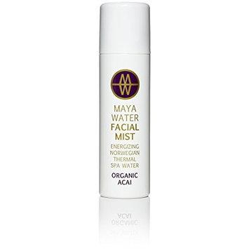 MAYAWATER - All Natural/Organic Thermal Spa Water Facial Mist (Acai) (5 oz/150 ml)