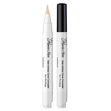 (3 Pack) KARADIUM Like a Movie Star Main Actress Cover Concealer (Brush Type) - #2 Yellow Beige : Beauty