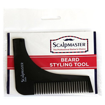 Scalpmaster Beard Styling Tool (Pack of 3)