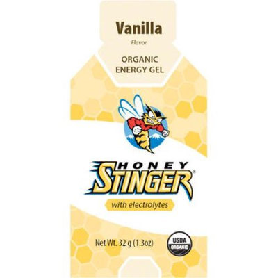Honey Stinger Vanilla Organic Energy Gel