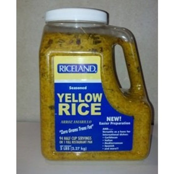 Riceland Seasoned Yellow Rice 5lb
