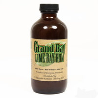 Dominica Grand Bay Rum Dominica Grand Bay LIME Bay Rum Aftershave