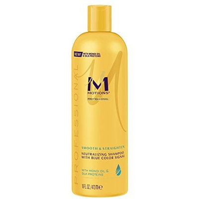 Motions Smooth & Straighten Shampoo - Neutralizing 16 oz by Motions