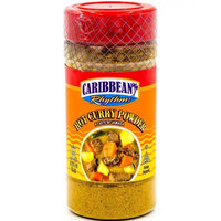 Caribbean Rhythms Curry Powder, Hot, 4 Oz