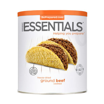 FD Cooked Ground Beef #10 Can