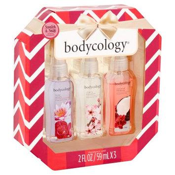 Parfums De Coeur Ltd Bodycology Fragrance Mist Gift Set, 2 fl oz, 3 count