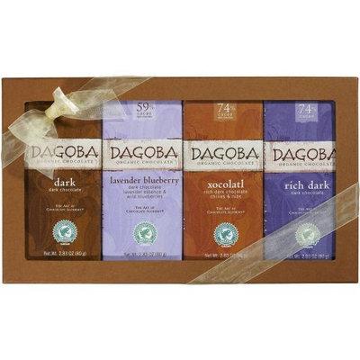 Dagoba Organic Bar Assortment Gift Box